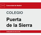 Colegio Puerta de la Sierra. Venturada.