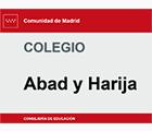 Colegio Abad y Harija. Torrejón de la Calzada